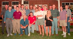 FD Group 1999, Flight Director Party at Linda's house, 1999